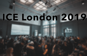 Highlights of ICE London 2019 conference.