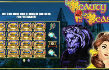 Beauty and the Beast is the new slot game from Belatra.