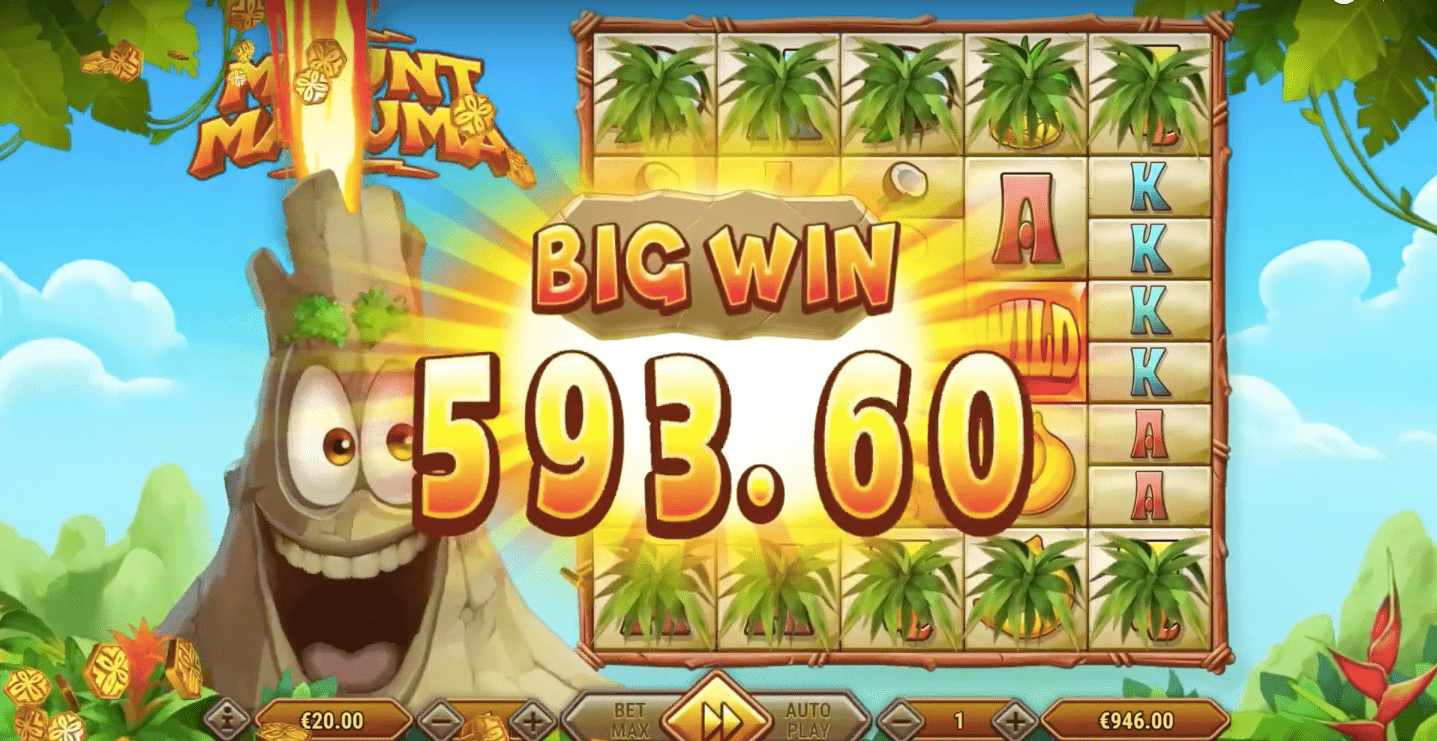 Mount Mazuma (Moolah) - Review of New Slot from Habanero | Bob Casino