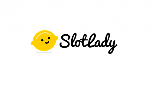 Slotlady YouTube channel logo depicts a smiling yellow lemon.