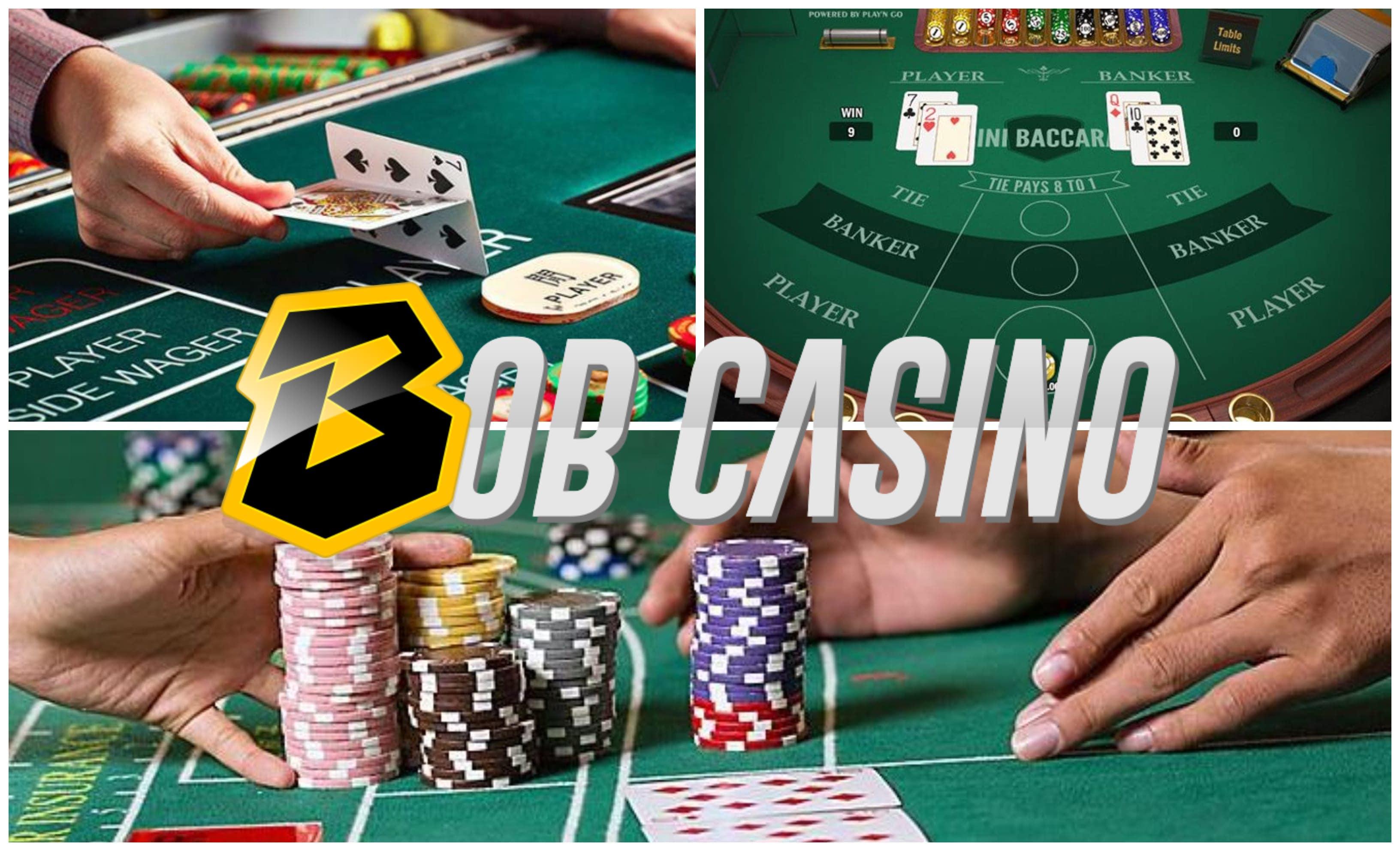 Baccarat Rules And Punto Banco Gambling Wiki Bob Casino