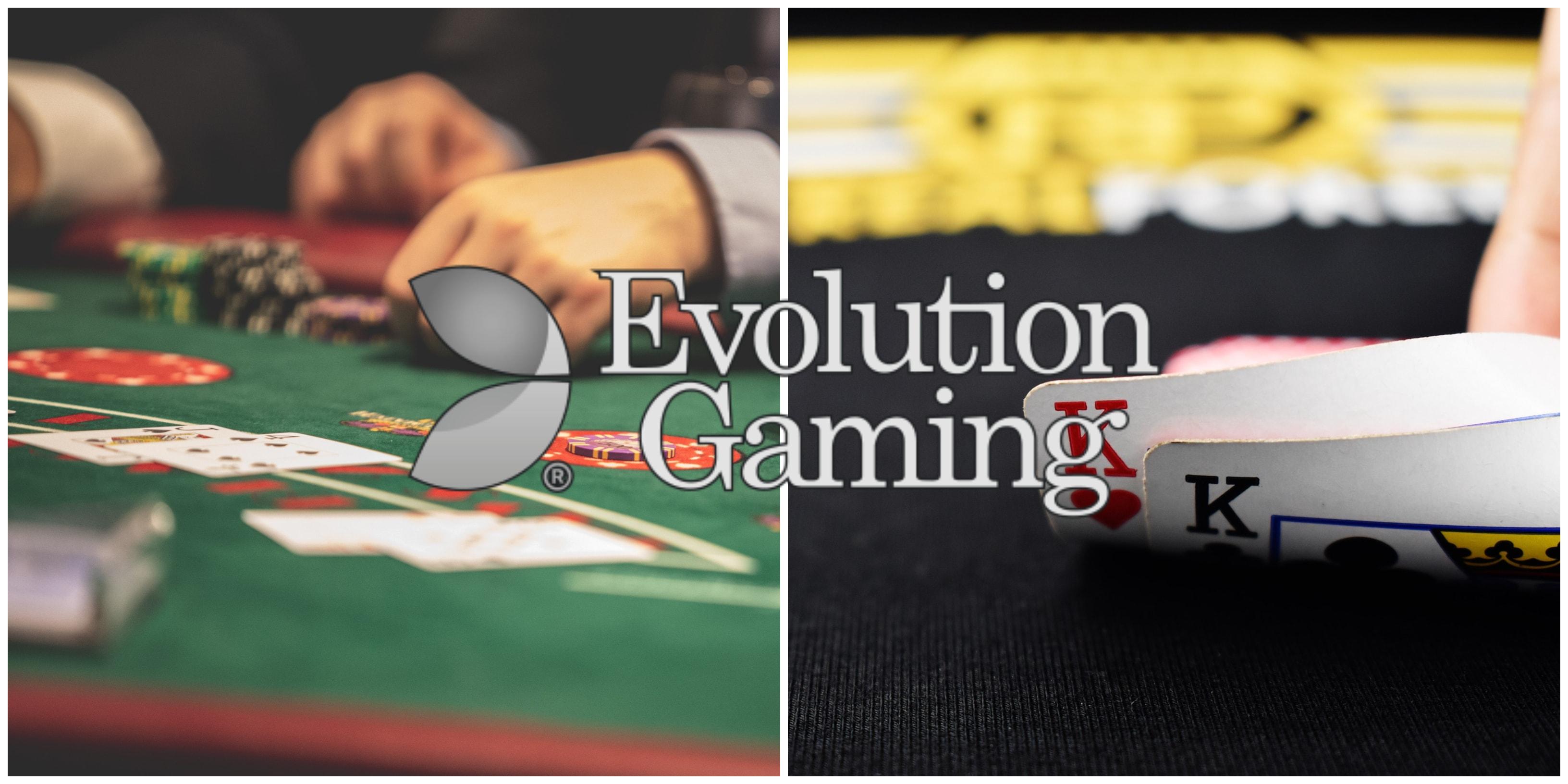 Free Bet Blackjack And 2 Hand Hold Em Released By Evolution