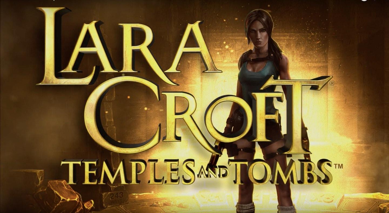 Lara Croft Temples And Tombs Online Slot Review Bob Casino