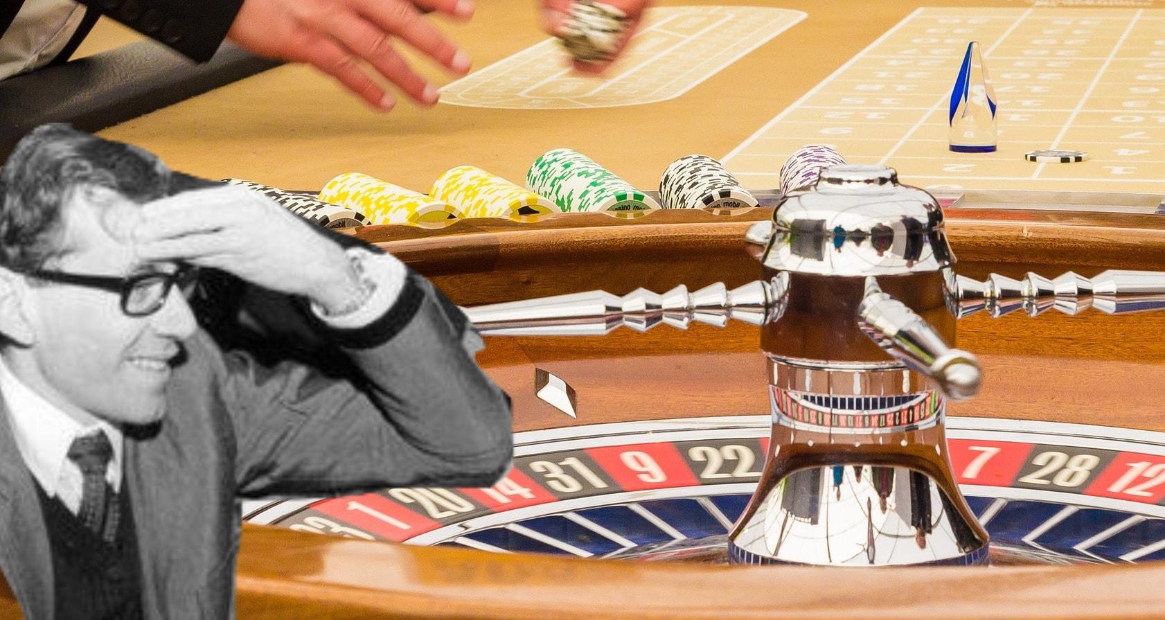 casino share price