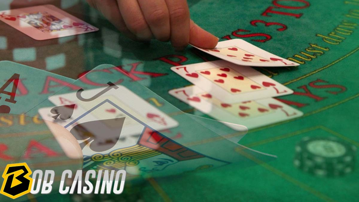 Player Asking extra card from dealer in poker