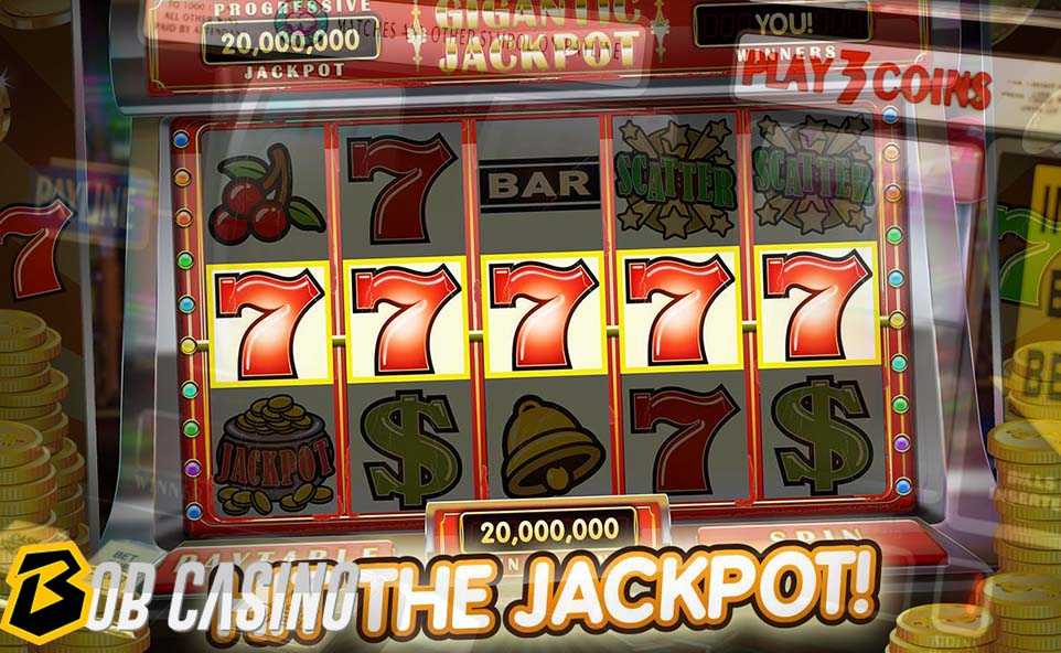 Jackpot in Slot machines