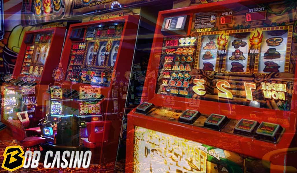 Slots in Land Based Casino