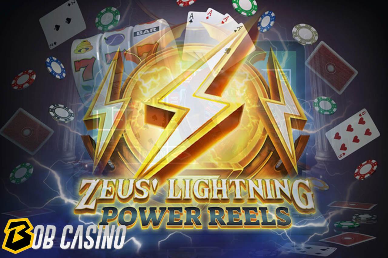 Online Gambling Slot Zeus Lightning Power Reels