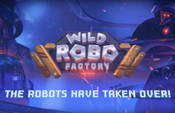 Robots have taken over, according to the slogan of the Wild Robo Factory slot from Yggdrasil.