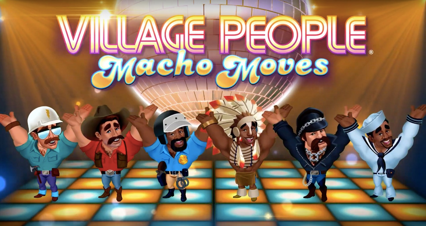 Spiele Village People Macho Moves - Video Slots Online