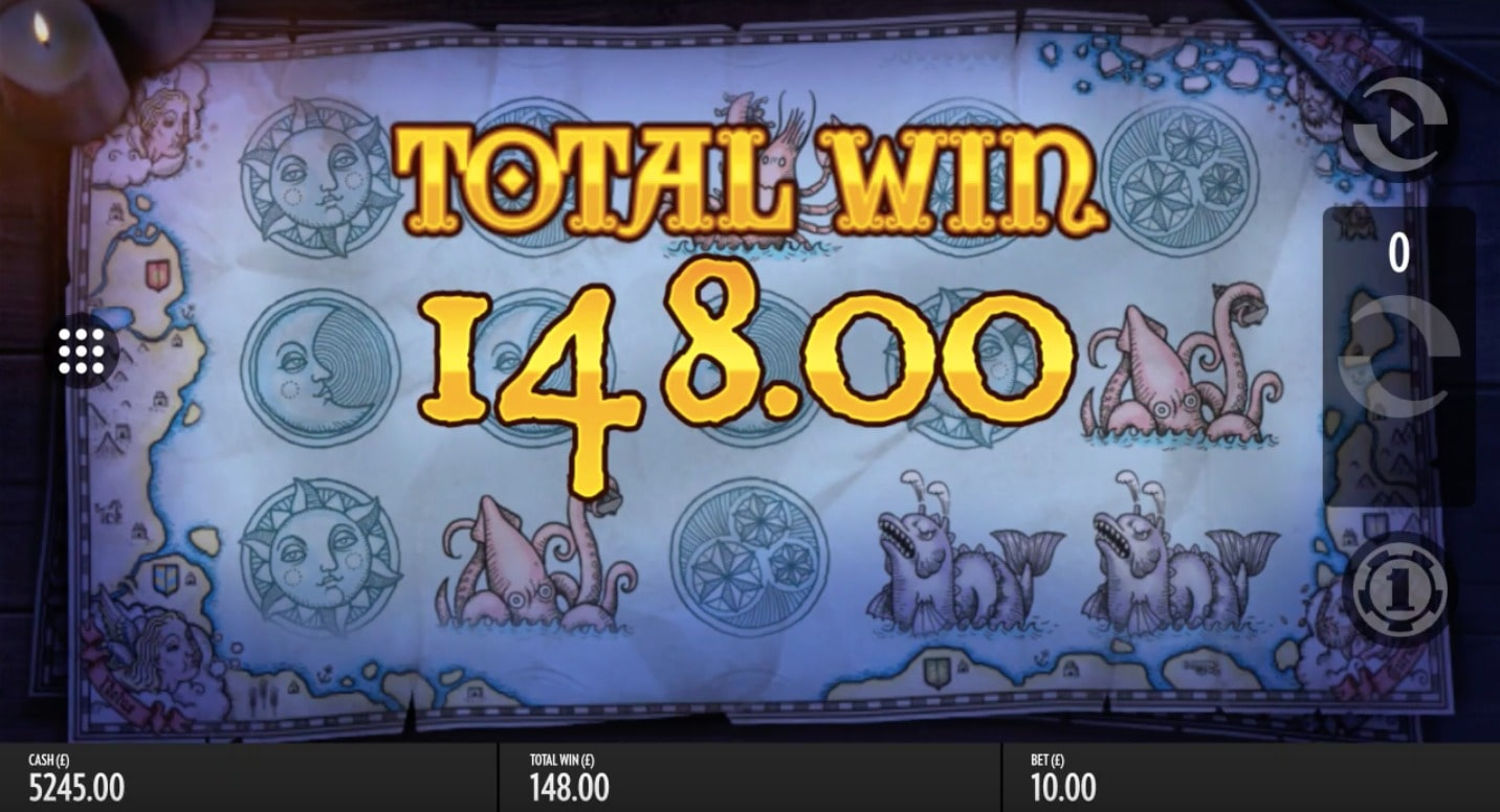 1429 Uncharted Seas is a nautic adventure slot that offers one of the best payouts ever.