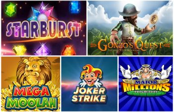 The top 7 winning slot games selected by Bob Casino is the list of best slots on the web.