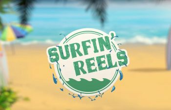Booming Games has released a relaxing beach-themed new Surfin Reels slot.