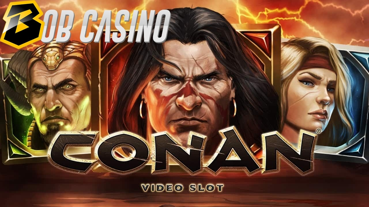 Spiele Conan - Video Slots Online