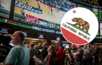 Sports betting fans looking at the prospects and potential of legalized betting in California.