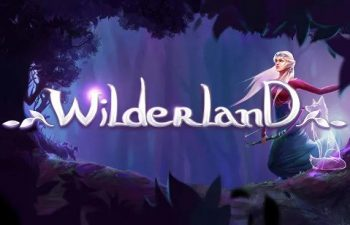 Wilderland slot logo on a Bob Casino review.