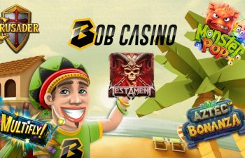 Top 11 slots of March 2020 from Bob Casino.