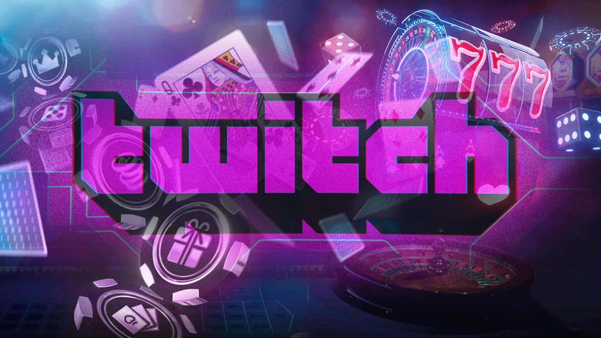 Twitch gambling streaming niche.