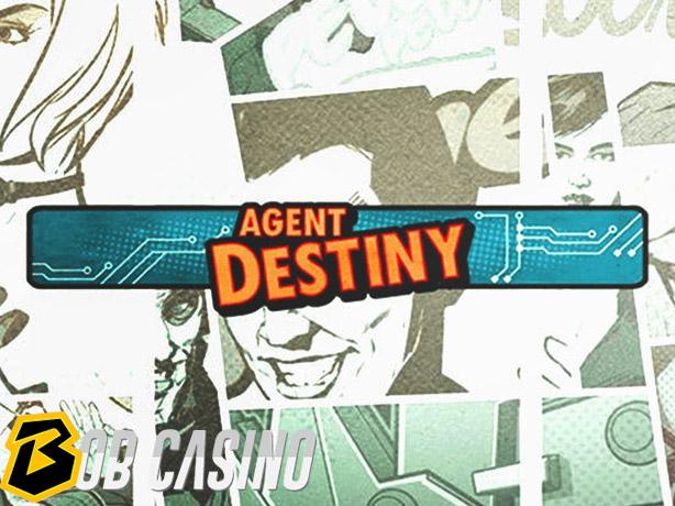Agent Destiny Slot Review on Bob Casino