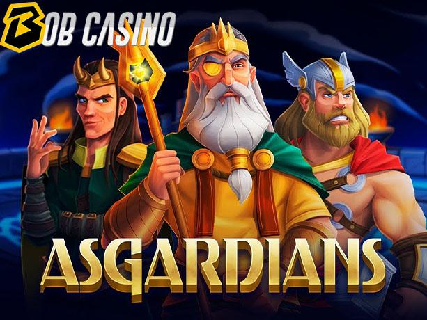 Asgardians slot review on Bob Casino