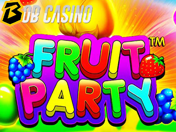 Fruit Party Slot Review on Bob Casino