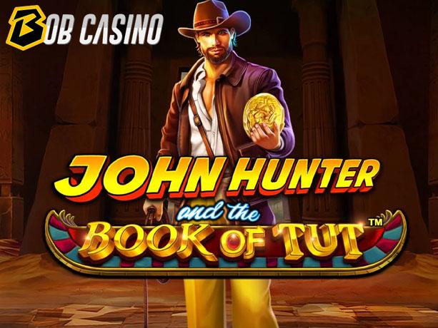 John Hunter and the Book of Tut Slot Review on Bob Casino