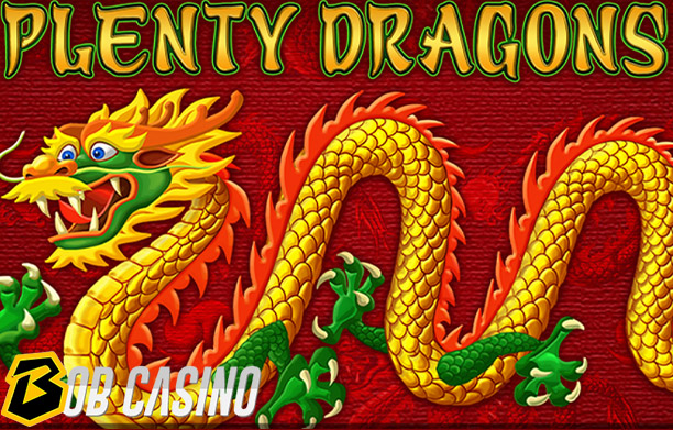Plenty Dragons Slot Review on Bob Casino