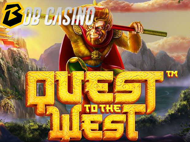 Quest to the west slot review on Bob Casino