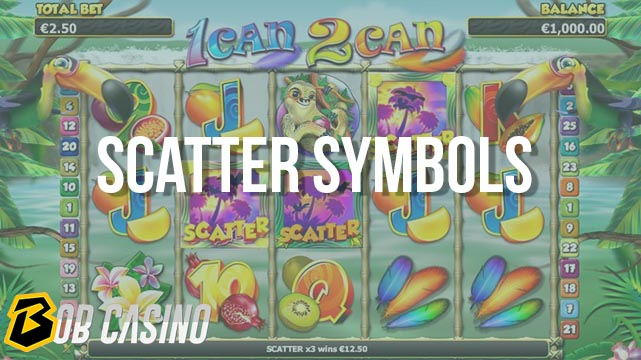 Scatter Symbols in 1 can 2 can slot