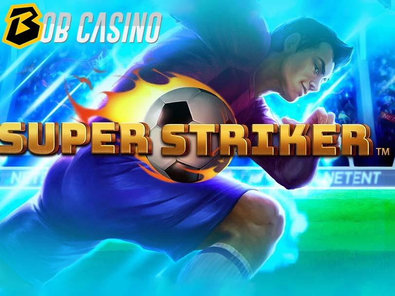 Super Striker Slot Review on Bob Casino