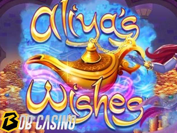 Aliya's Wishes slot on bob casino