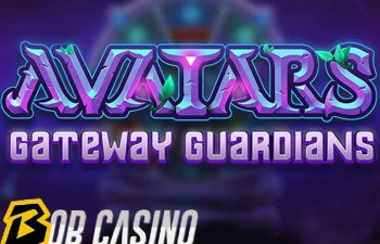 Avatars Gateway Guardians slot review on Bob Casino