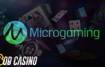 Microgaming, one of the top casino game providers.