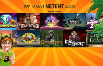 Mega Fortune, Guns'n' Roses, Starburst are some of the best paying NETENT slots