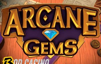 Arcane gems slot on Bob casino