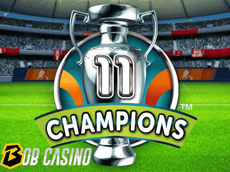 11 champions slot on bob casino