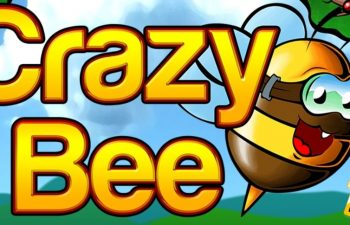 Crazy Bee slot reviewed by Bob Casino.