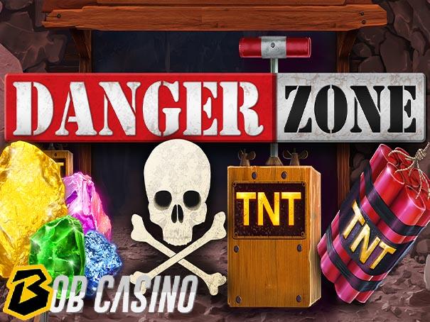 Danger Zone Slot Review on Bob Casino