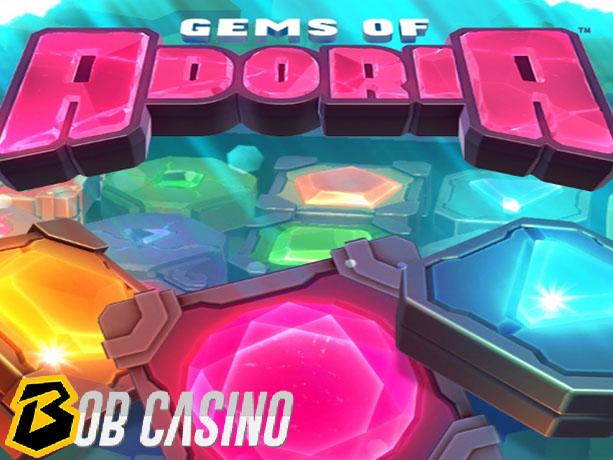 Gems of Adoria Slot review on Bob Casino