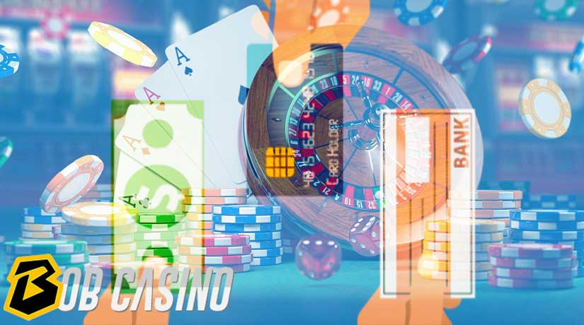 General payment methods of online casinos, a frequent subject of customer support issues.