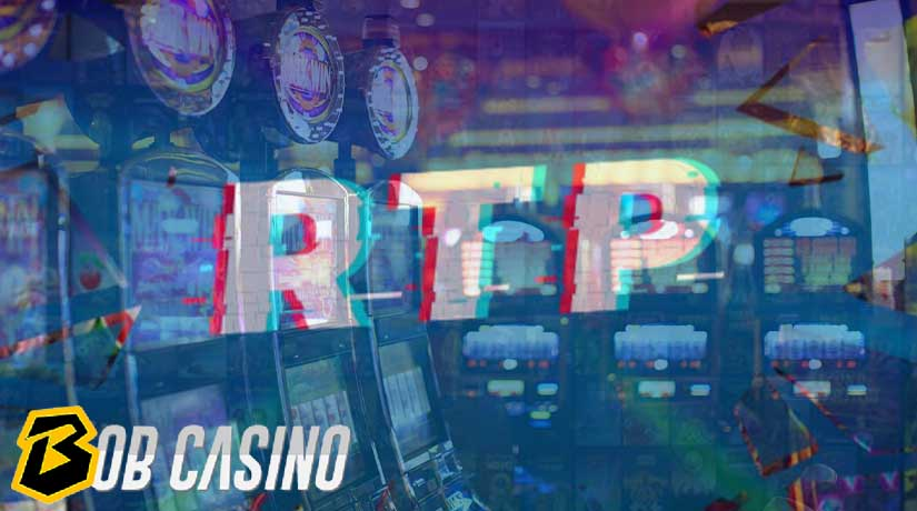 RTP in online casino games and slot machines.