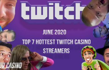 Top 7 fastest-growing Twitch streamers in June 2020.