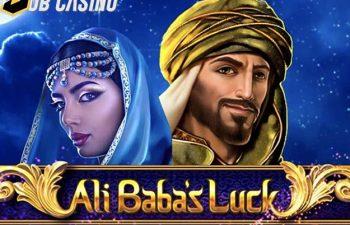 Ali Baba's Luck Slot Review on Bob Casino