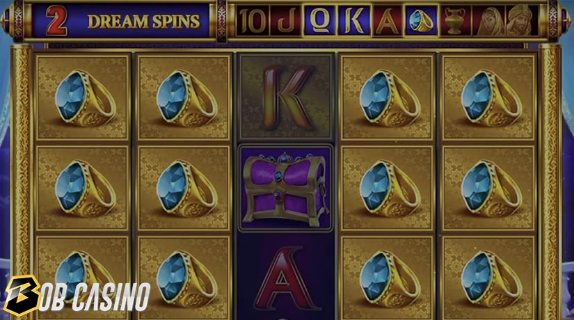Putaran Bonus di Slot Keberuntungan Ali Baba