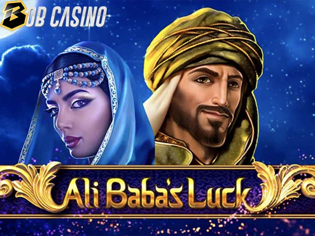 Ali Baba's Luck Slot Review on Bob Casino