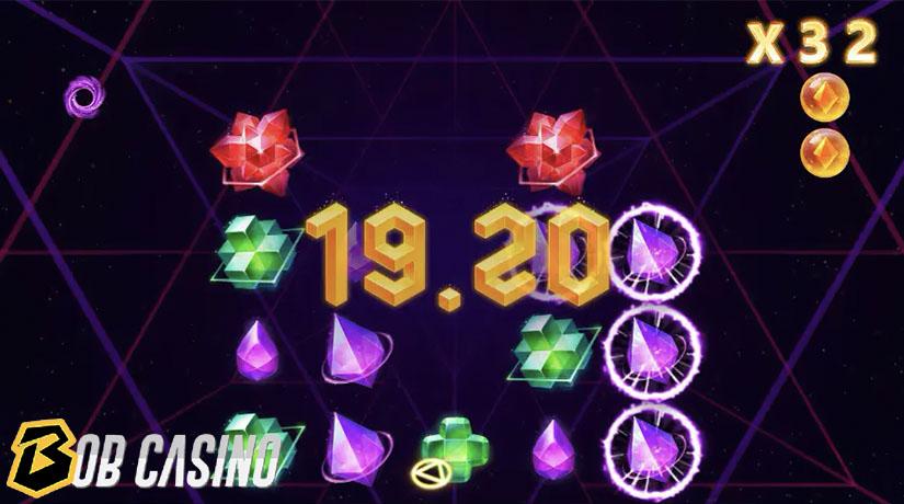 Putaran Bonus di Slot Dreamzone di Bob Casino