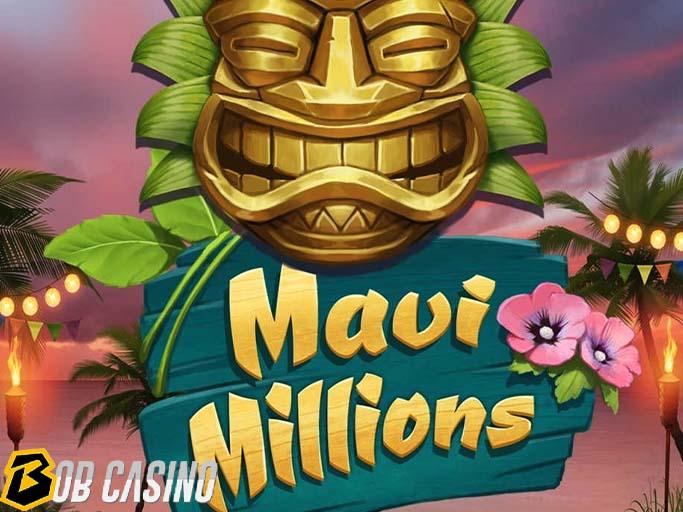 Maui Millions Slot Review on Bob Casino