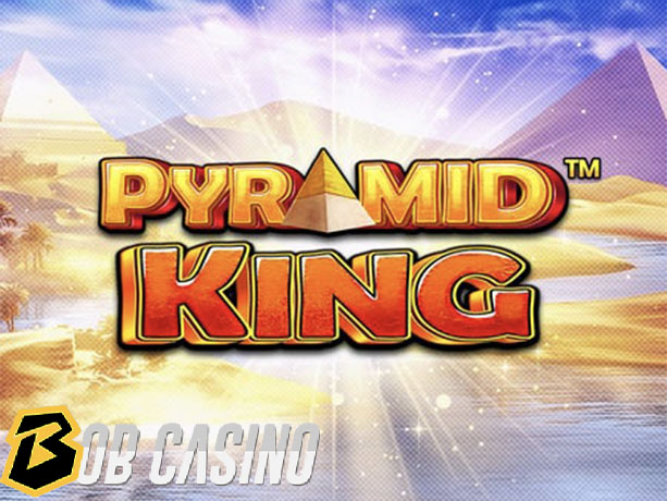 Pyramid King Slot Review on Bob Casino