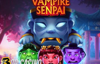 Vampire Senpai Slot Review on Bob Casino