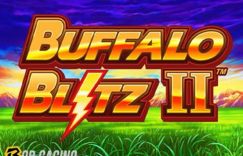Buffalo Blitz II Slot review on Bob Casino